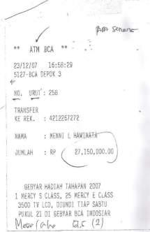 Gambar mesin ATM